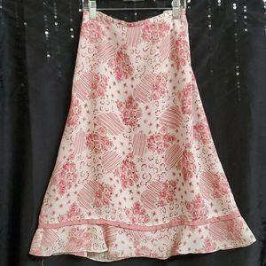 Christopher & Banks skirt Sz 10